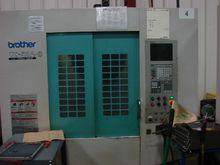 2003 Brother TC-S2A-0 CNC Drill