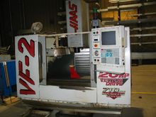 1999 Haas VF2 Vertical Machinin