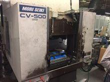 1998 Mori Seiki CV-500A CNC Ver