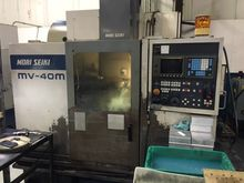 Used Mori Seiki MV-4