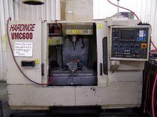 1998 Hardinge VMC600 Vertical M