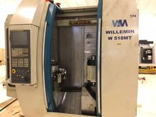 Willemin Model 518MT, 8-Axis Hi