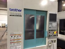 2010 Brother TCR2B CNC Drilling