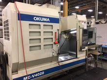 Used 2001 Okuma MC-V