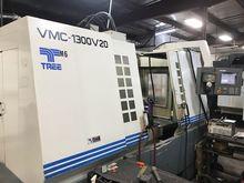 1999 Tree VMC 1300 V20 CNC Vert