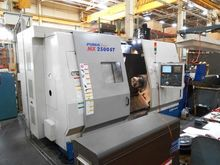 2005 DOOSAN MX2500ST MULTI-AXIS