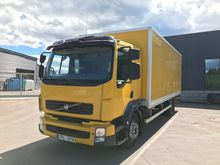2006 Volvo FL240 van without a