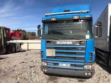 Used Scania 1999 144