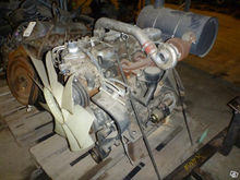 2008 New Holland E135 Motor