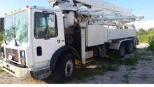 1999 SCHWING 32 Meter Pump