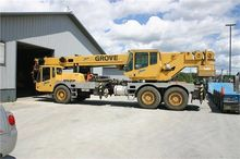 Used 2000 GROVE ATS5