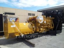 2012 CATERPILLAR 3512B LAND ELE