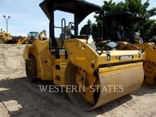 2012 CATERPILLAR CB54 XW