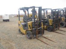 2008 MITSUBISHI CATERPILLAR FOR