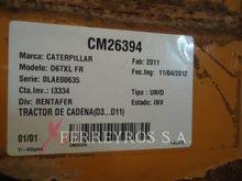 2012 CATERPILLAR D 6 T XL