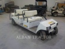 2013 CLUB CAR VILLAGER8E