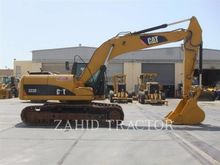 2011 CATERPILLAR 323DL