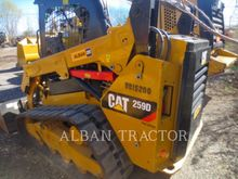 2016 CATERPILLAR 259D DCA1