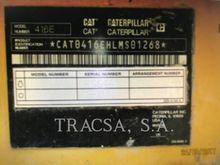 2011 CATERPILLAR 416EST