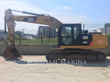 2015 CATERPILLAR 320DL