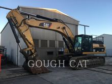 2012 CATERPILLAR 336DL ME
