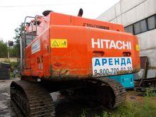 Used 2008 HITACHI ZX