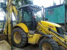 2008 NEW HOLLAND B110 (T) - 3