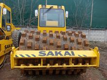 2012 SAKAI SV512TF-H