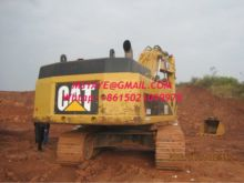 Used 2011 Cat 345D,3