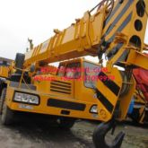 Used 2005 XCMG QY50K