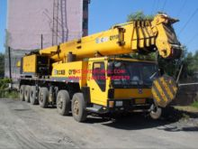 Used 2005 XCMG QY100