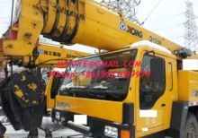 Used 2009 XCMG QY50K