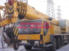Used 2008 XCMG QY50K