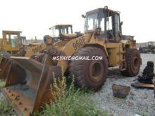 Used 2001 CAT 960f l