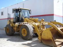 2007 CAT 950G loader wheel load