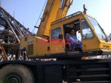 2000 kato KR500E 50T crane Roug