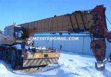2000 KOBELCO SR500E 50T crane R