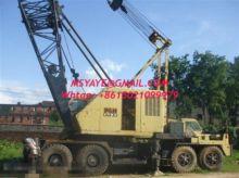 1997 P&H 90T wheel crane sea po
