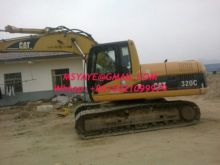 Used Cat 320C in Sha