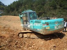 Used Kobelco sk210lc