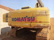 Used Komatsu pc200-7