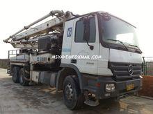 Used Benz 36m 40m 45