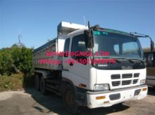 Used 2002 isuzu 40T