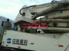 Used Zoomlion 47m in