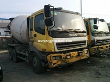 Used Isuzu 8m3 in Sh
