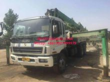 2000 SCHWING 36M CONCRETE PUMPS
