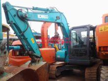 Used Kobelco SK75 in