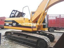 Used Cat 320B in Sha