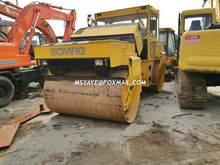 Used Bomag BW202 in