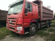 2012 Sinotruck 371
